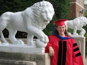 Since 1992, 42 alumni have earned PhDs.